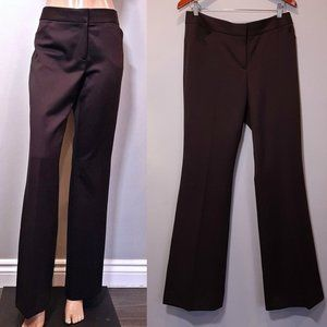 💜 Anne Klein Dress Pants Modern Wide Leg Career